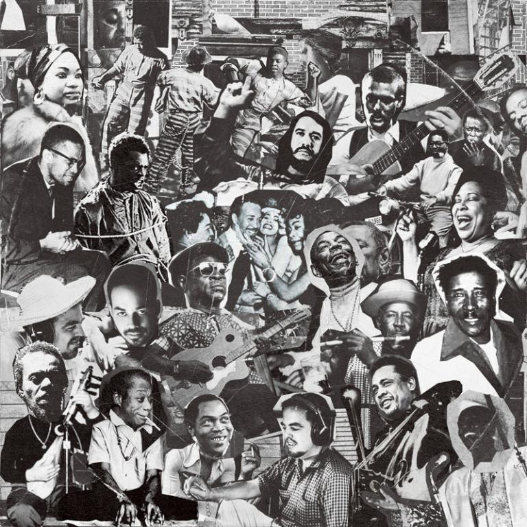 afro-amerikai hang